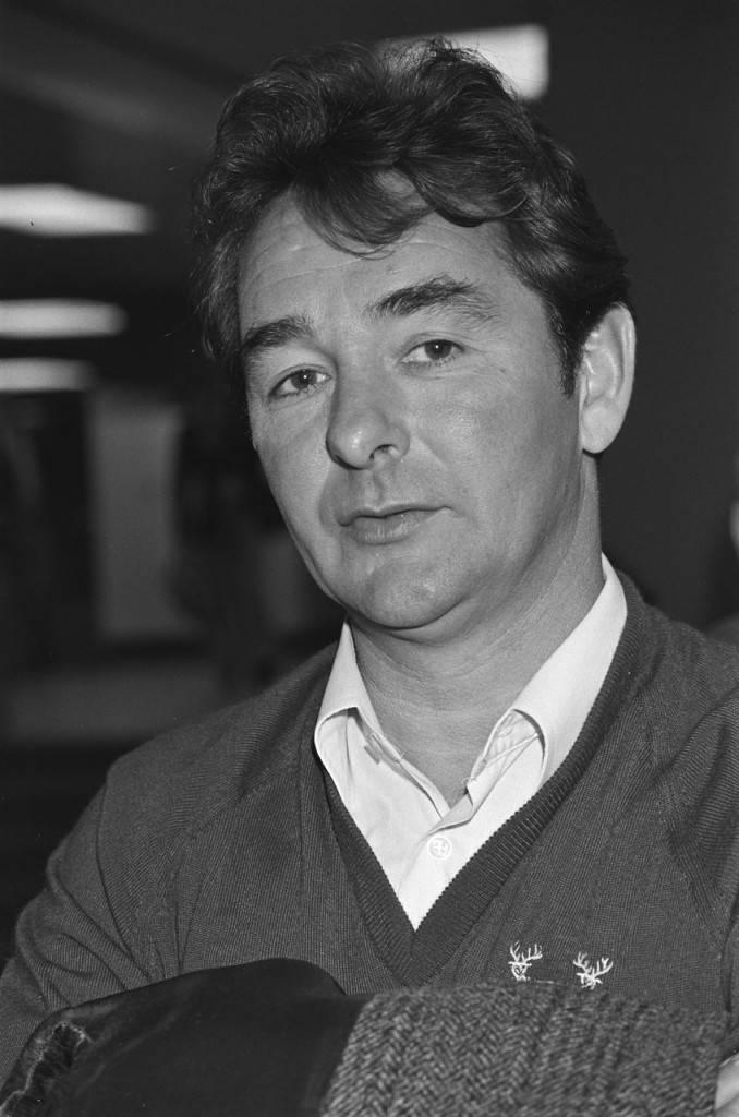 El entrenador británico Brian Clough / Wikipedia