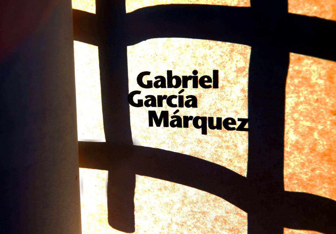 Portada Especial Gabriel G. Márquez.