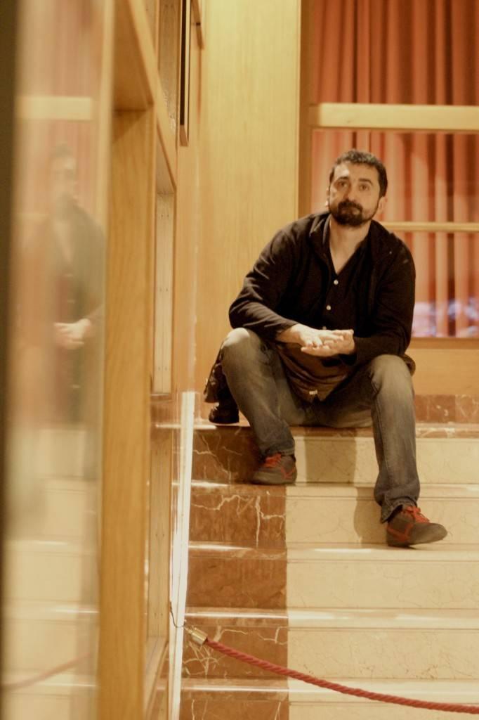 El cantante actuó la semana pasada en el Teatre Joventut (L'Hospitalet) dentro de un homenaje a Pi de la Serra / P. S.