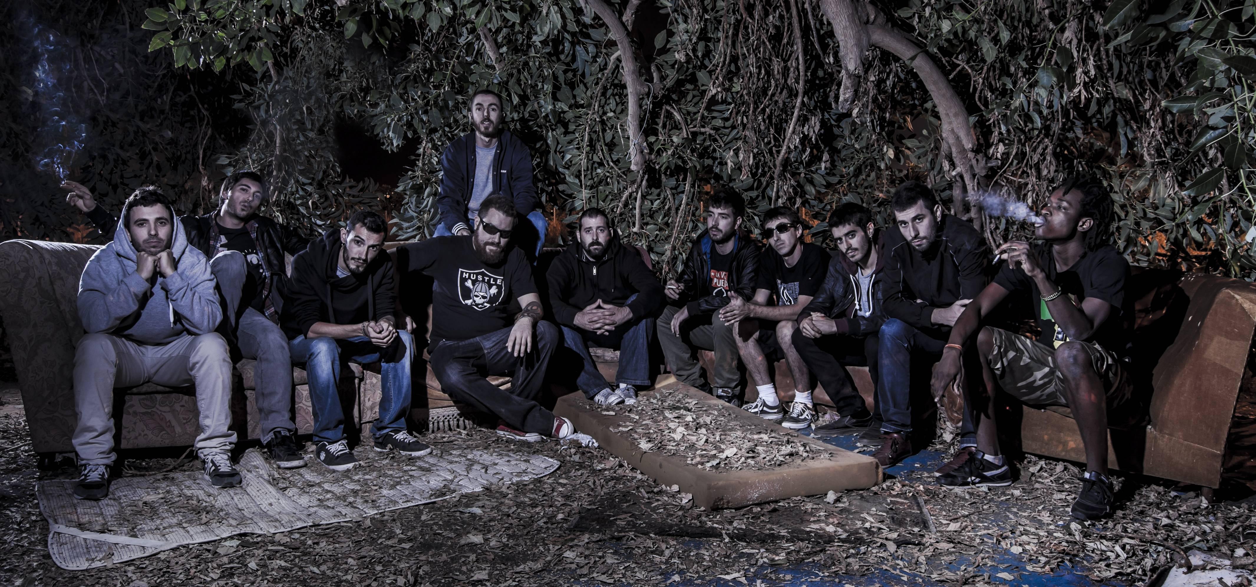 Imagen promocional del grupo de Gandia.