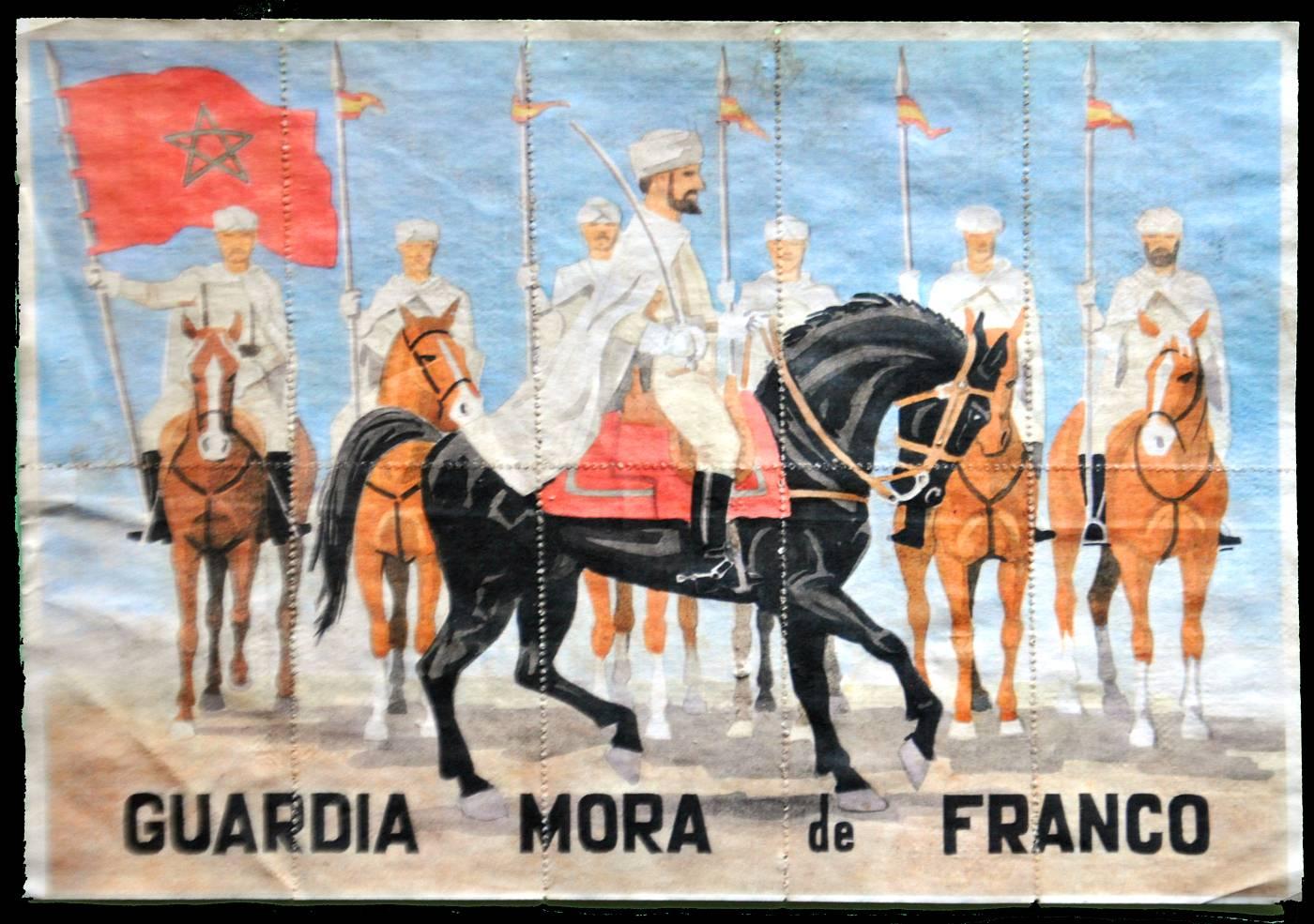 Guardia mora de Franco