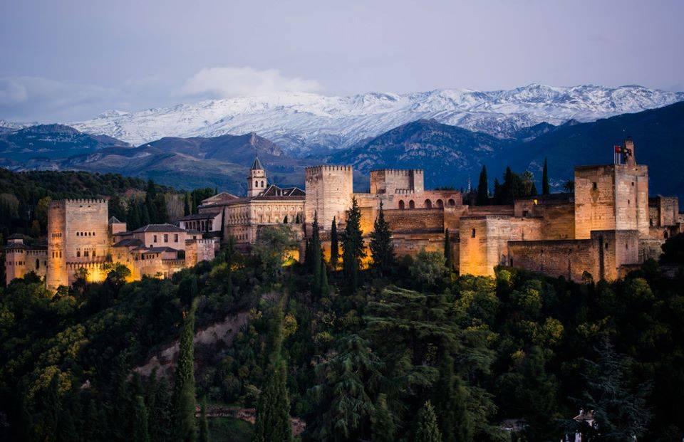 Salam Alaikum, Granada
