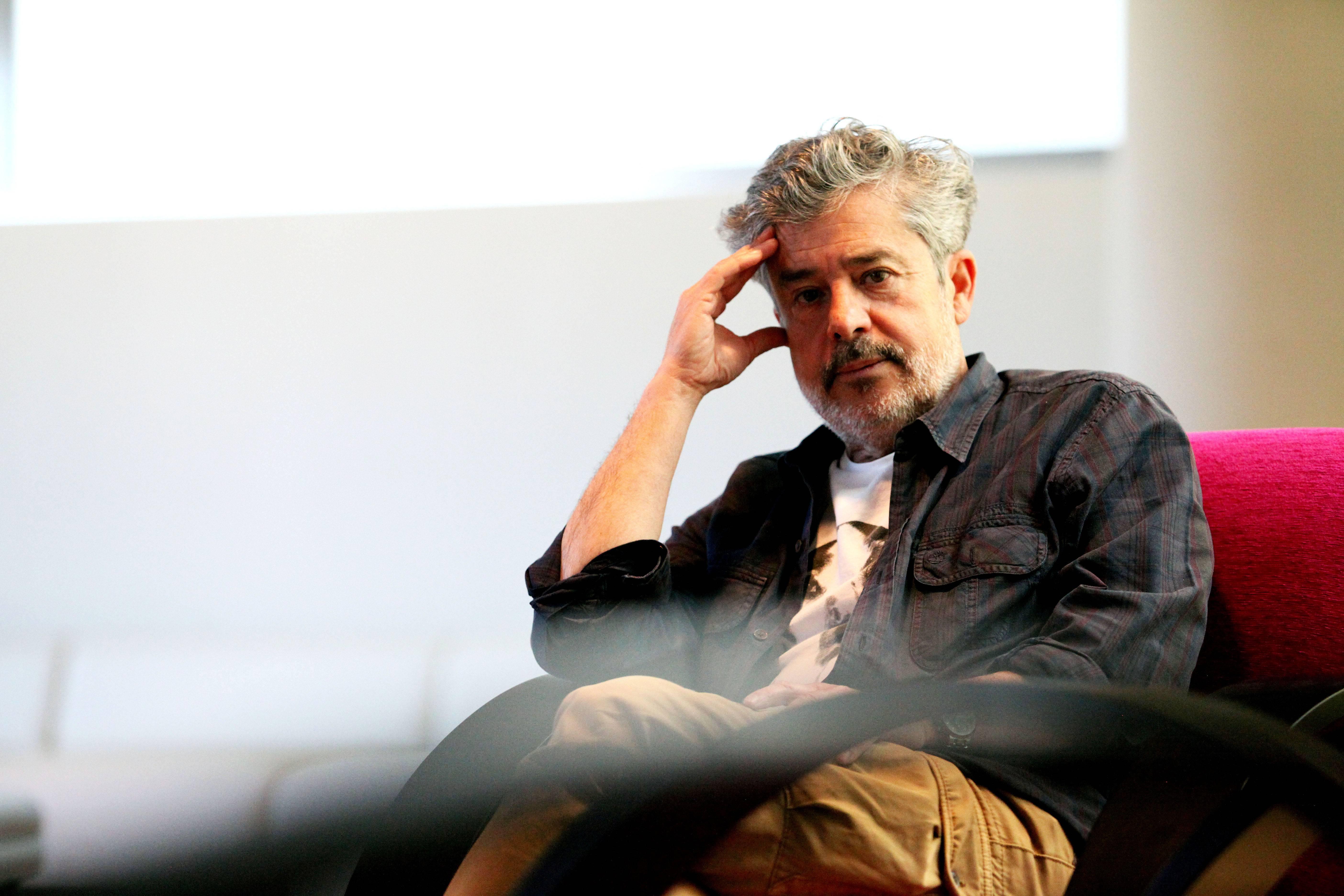 Carlos Iglesias, actor, director de cine y guionista.
