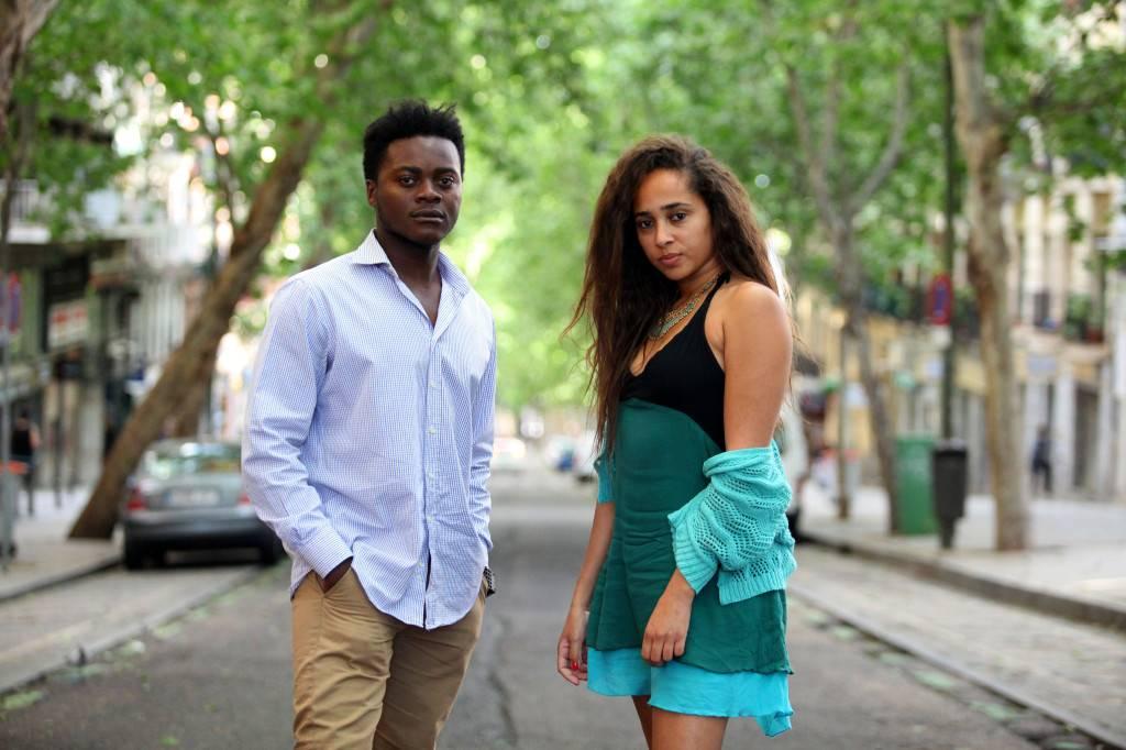 """Anahí Beholi y Antonio Liaño: """"Igualdad racial es que un negro pueda interpretar a Hamlet en el teatro"""""""