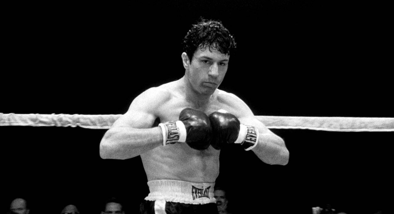 Robert de Niro. Boxeo