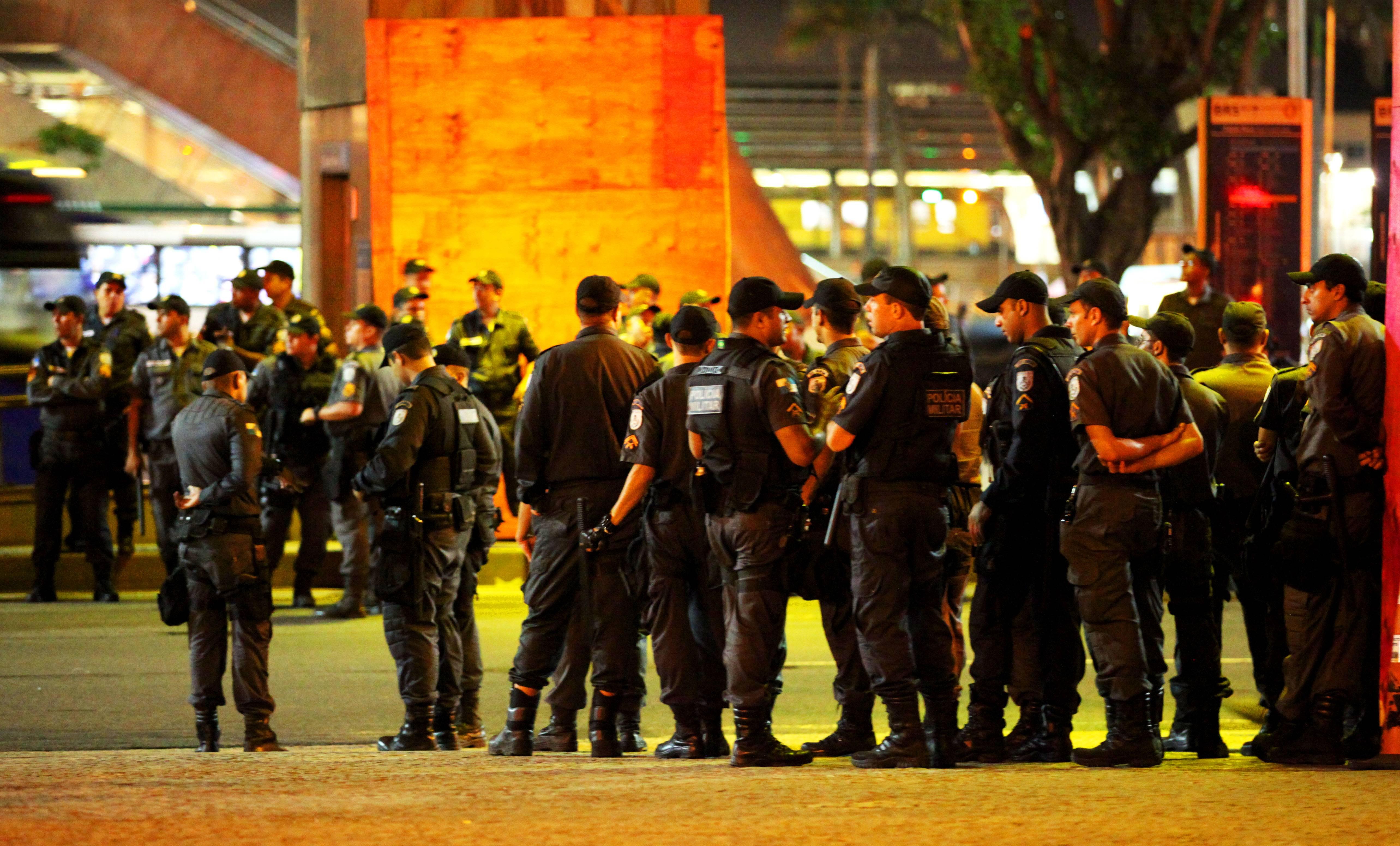 Protesta en Rio de Janeiro/Lorena P. Durany