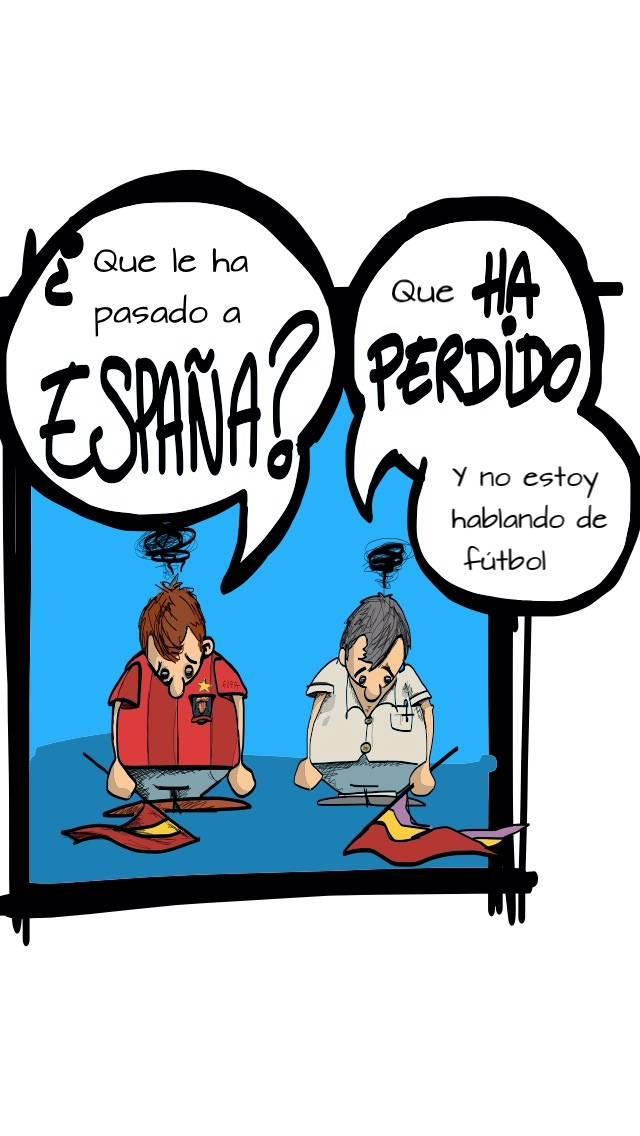 España ha perdido