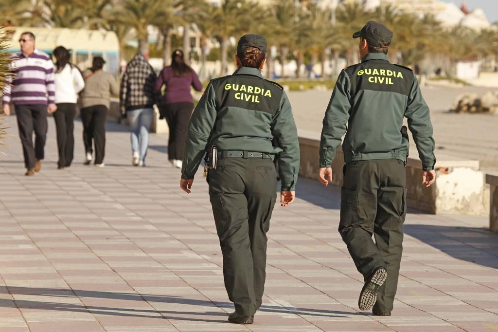 Guardias Civiles suicidas
