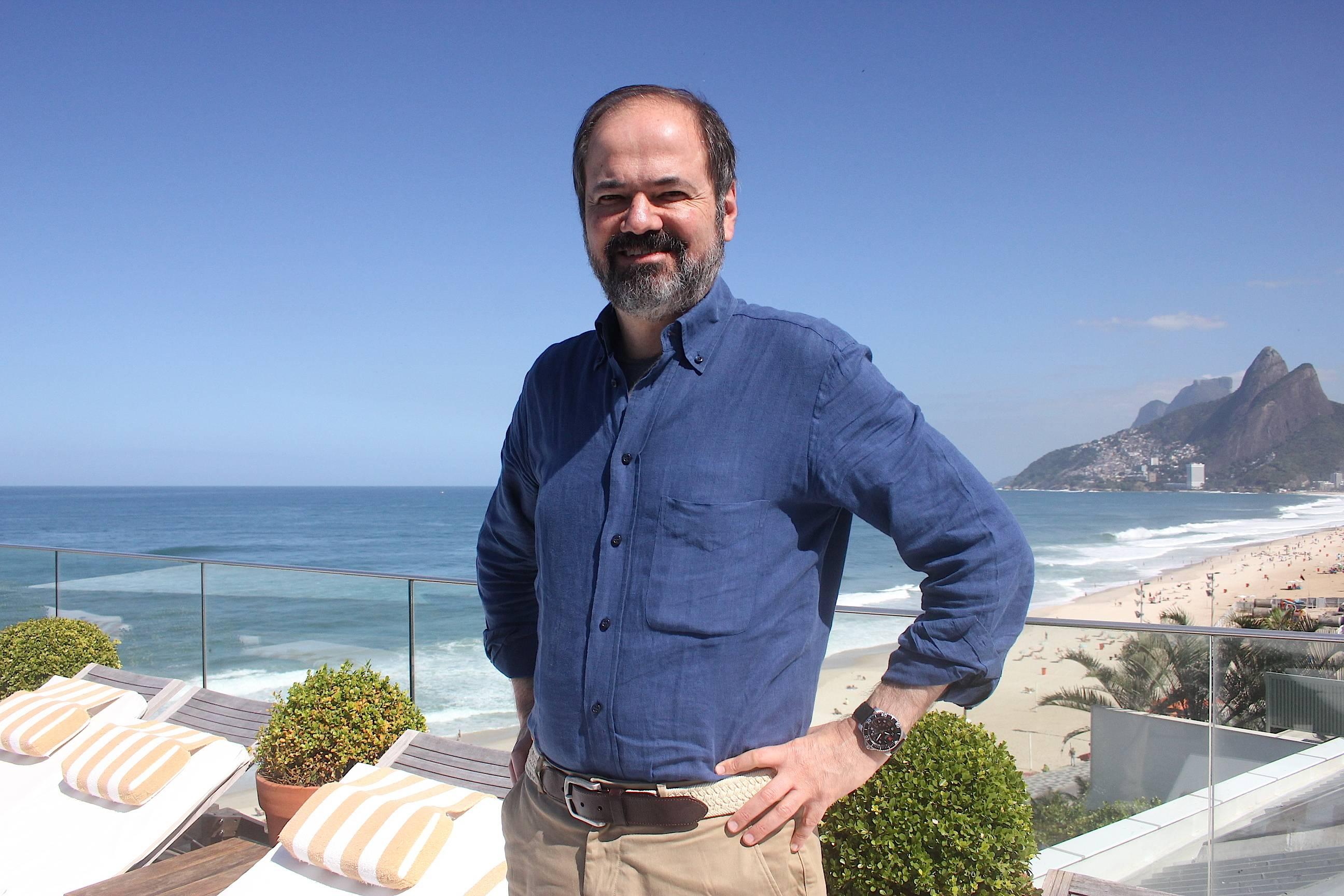 Juan Villoro. Escritor y periodista mexicano3