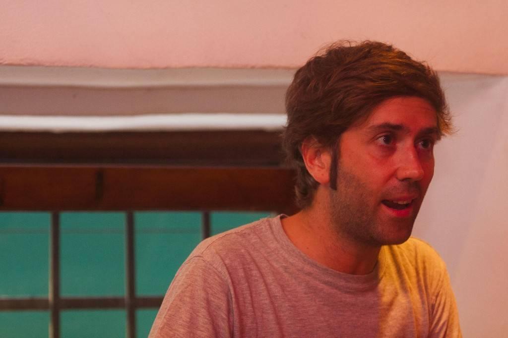 """Alejandro Marzoa: """"La crisis permite que los directores arriesguemos más con nuestras películas"""""""
