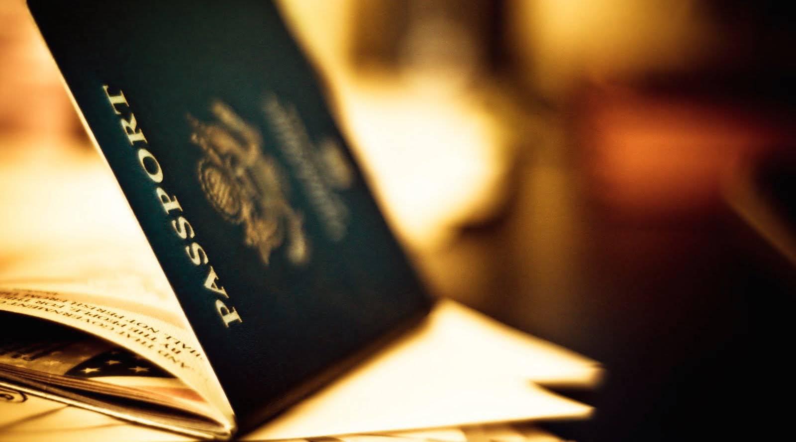 Passport-NIE