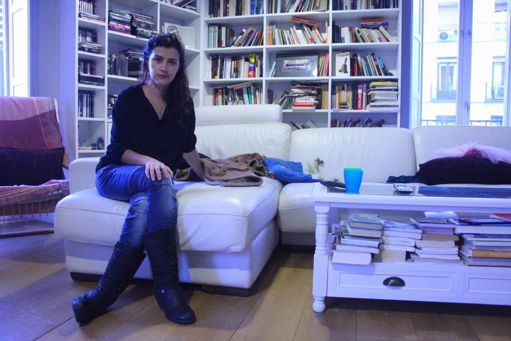 """Olga Rodríguez: """"Informar implica comprometerse con la verdad. Ser neutral es obedecer al poder financiero"""""""