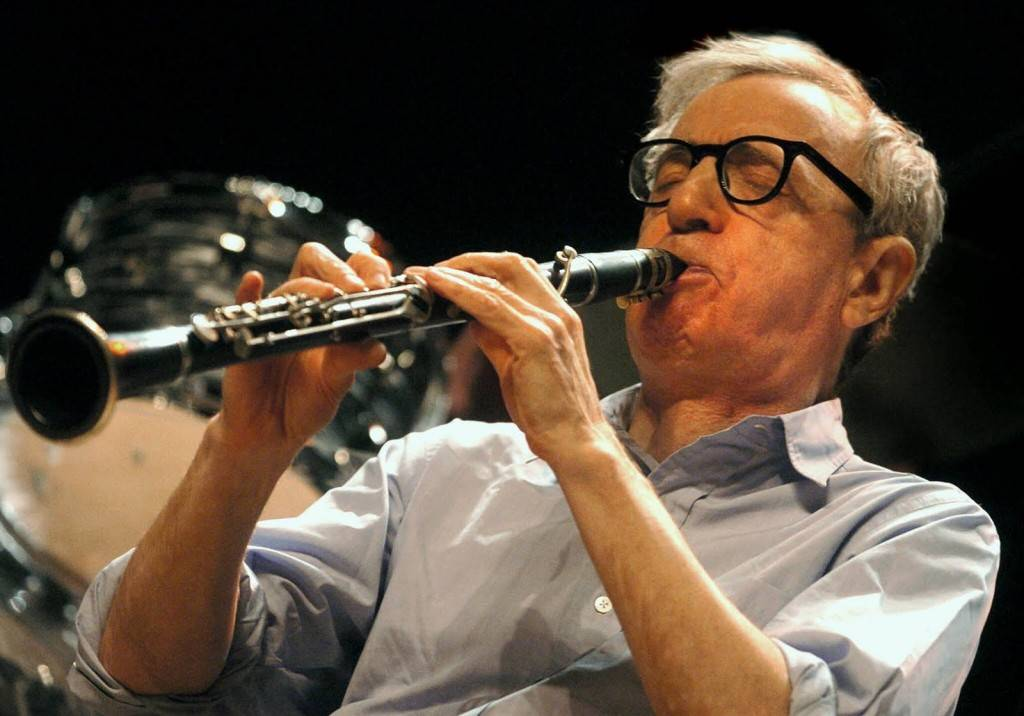 Woody clarinete