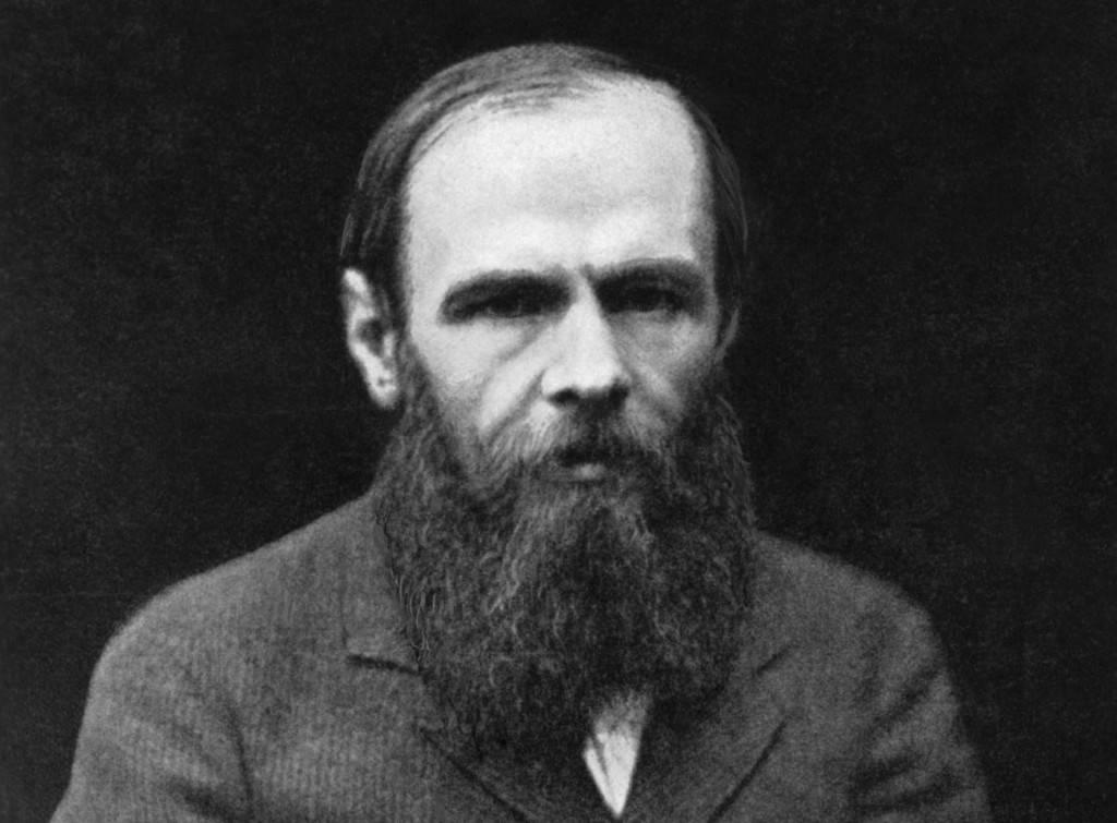 Feodor Dostoyevsky, autor de Crimen y castigo