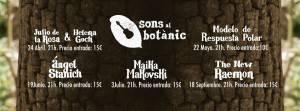 sons al botanic cartell