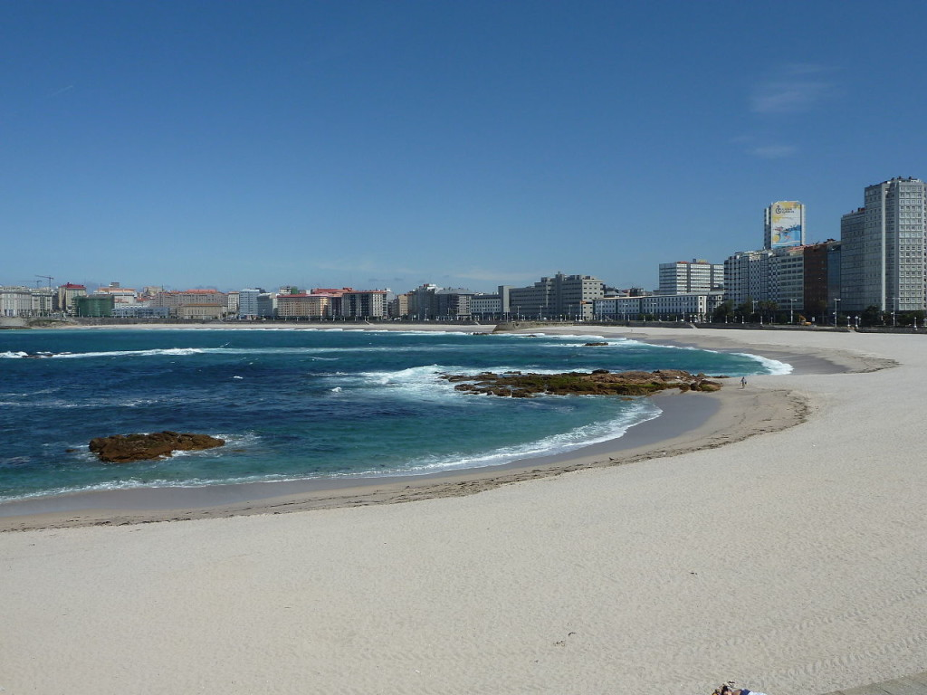 A este lado de Galicia