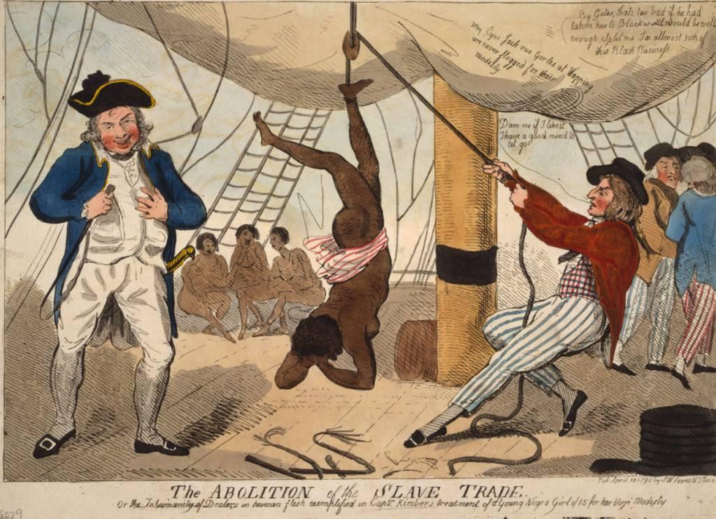 Los esclavos negros de España y Portugal