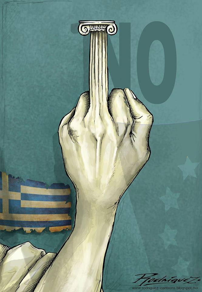 desafía griego