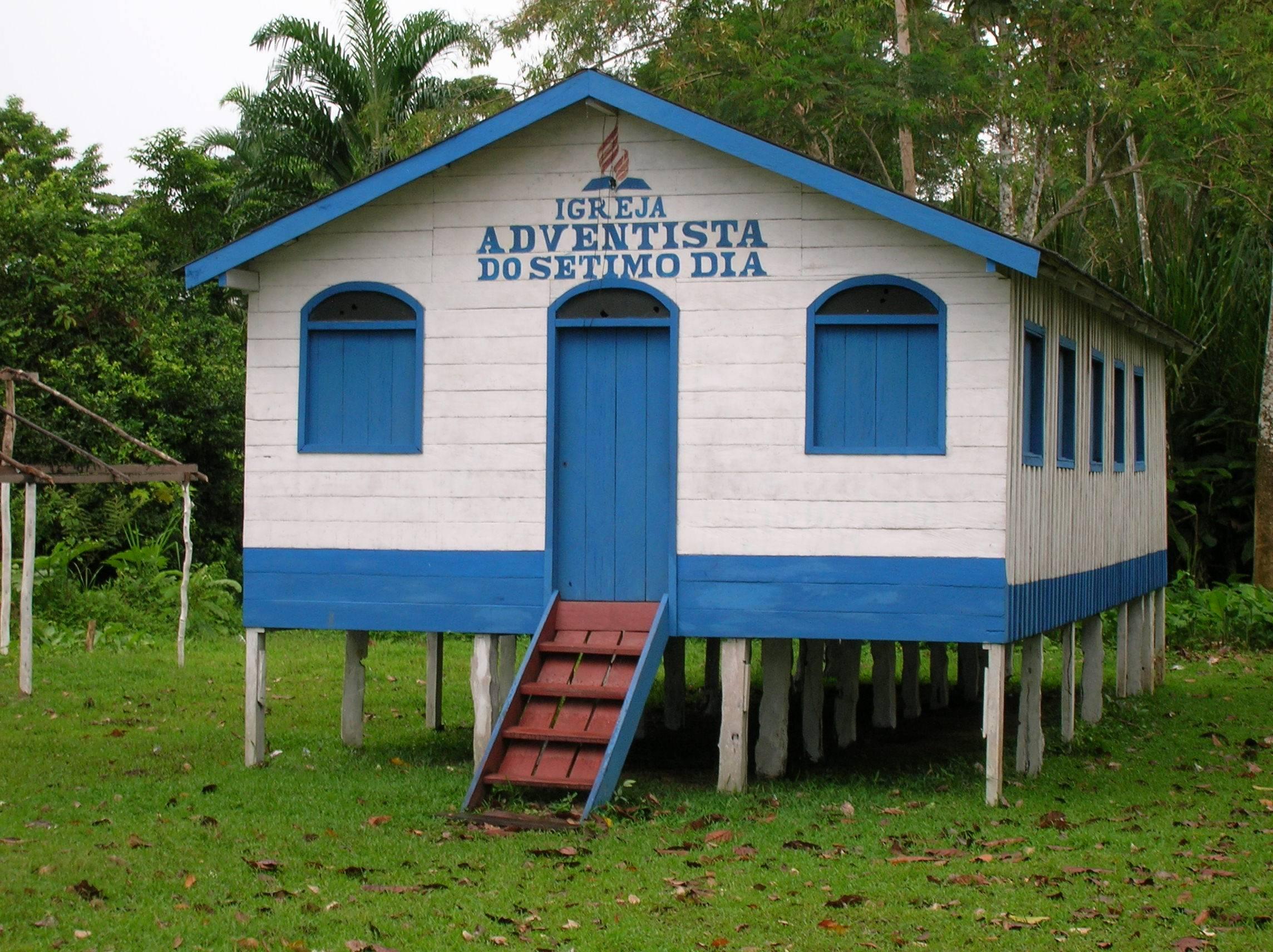 Igreja_Advenista_na_Amazônia