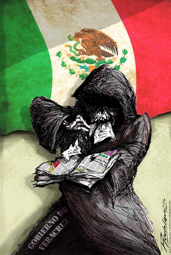 El periodismo en México