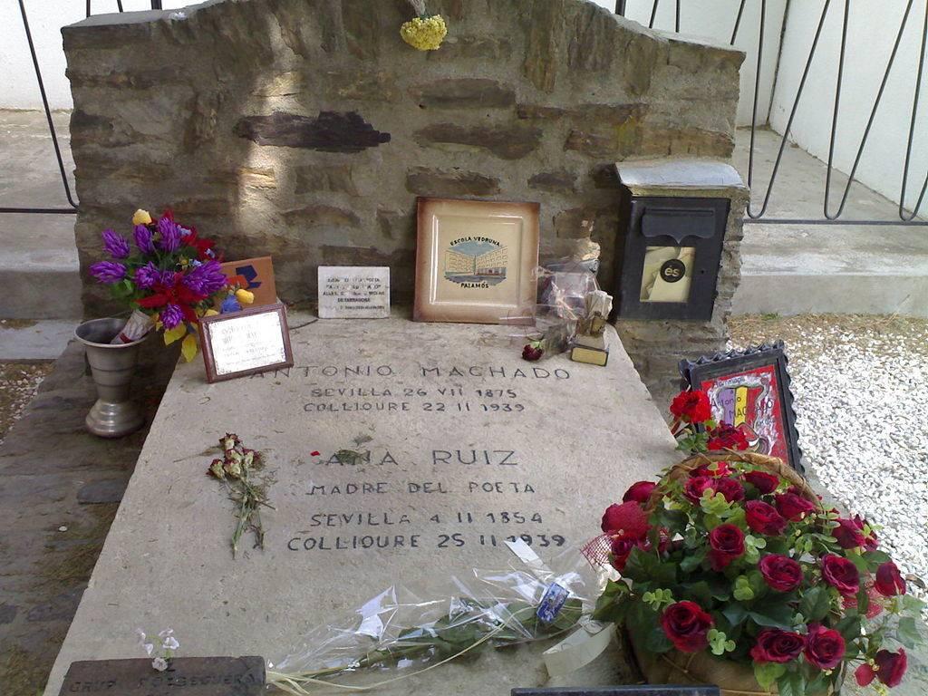 Sábado familiar entre Walter Benjamin y Antonio Machado