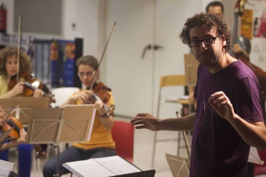 "Raúl Patiño: ""A la música clásica le sobra protocolo"""