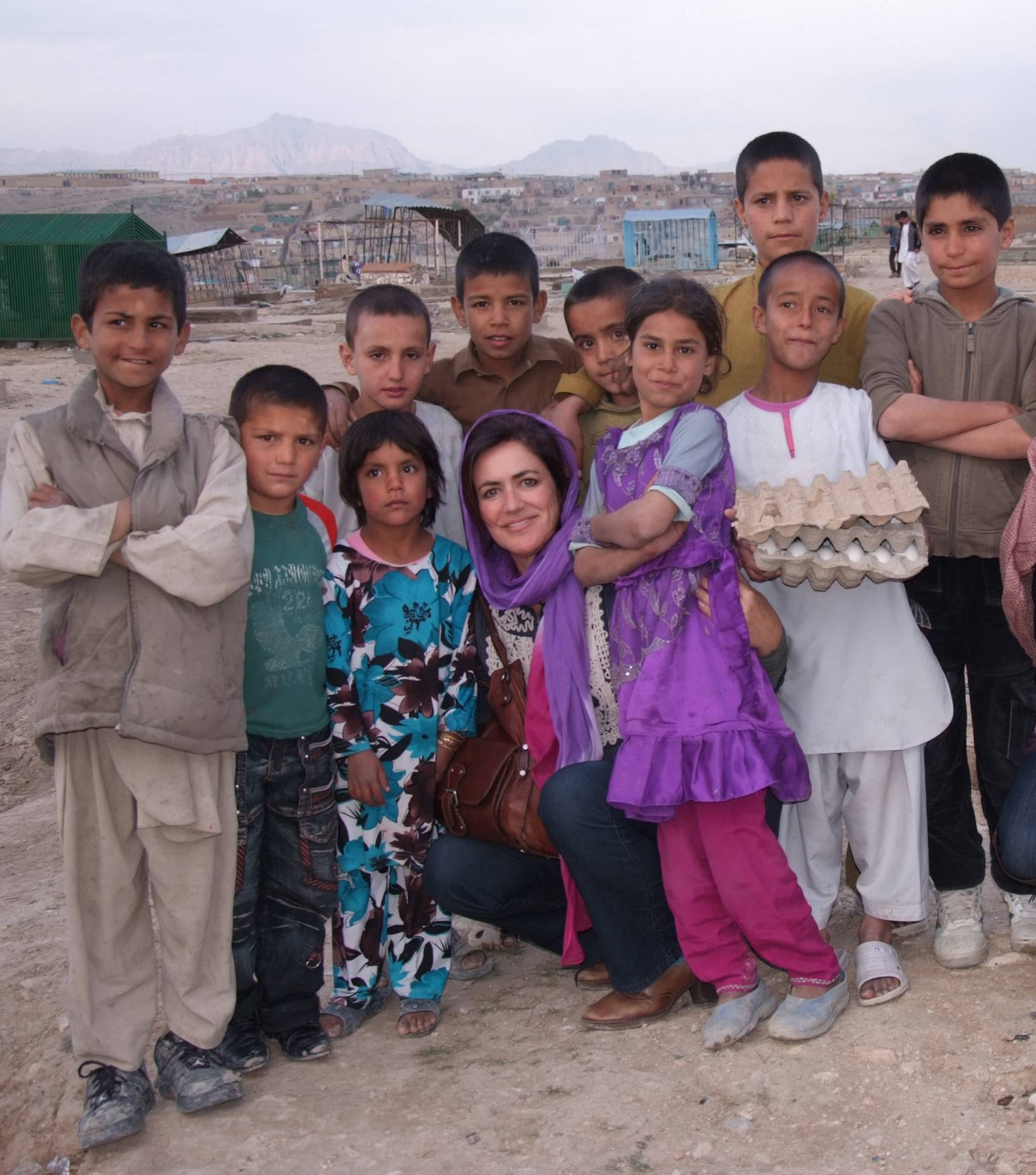 Afganistán cometa