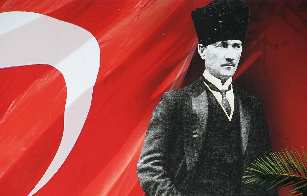 Ataturk, padre de Turquía