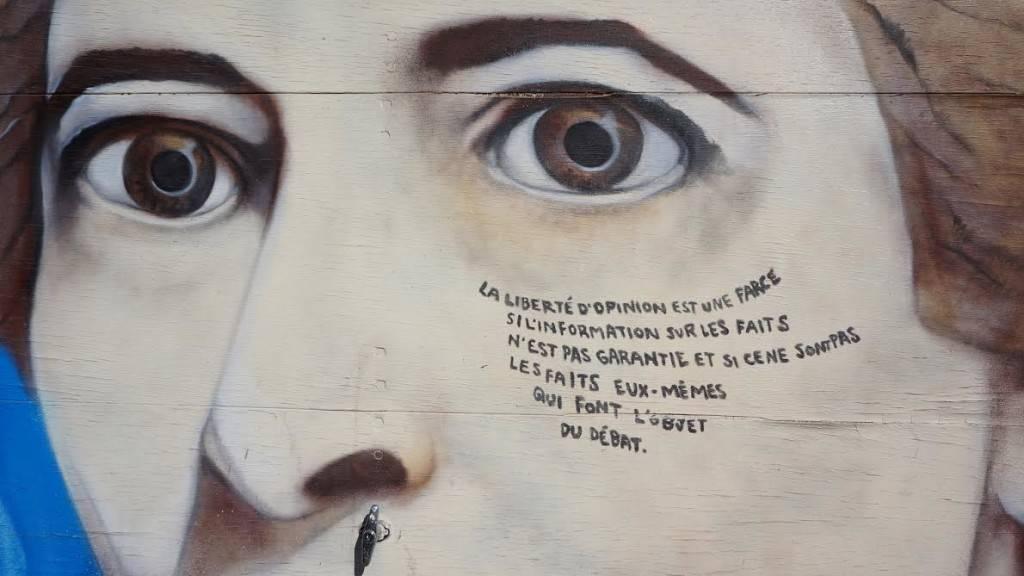 Hannah Arendt como defensa frente al periodismo ideológico