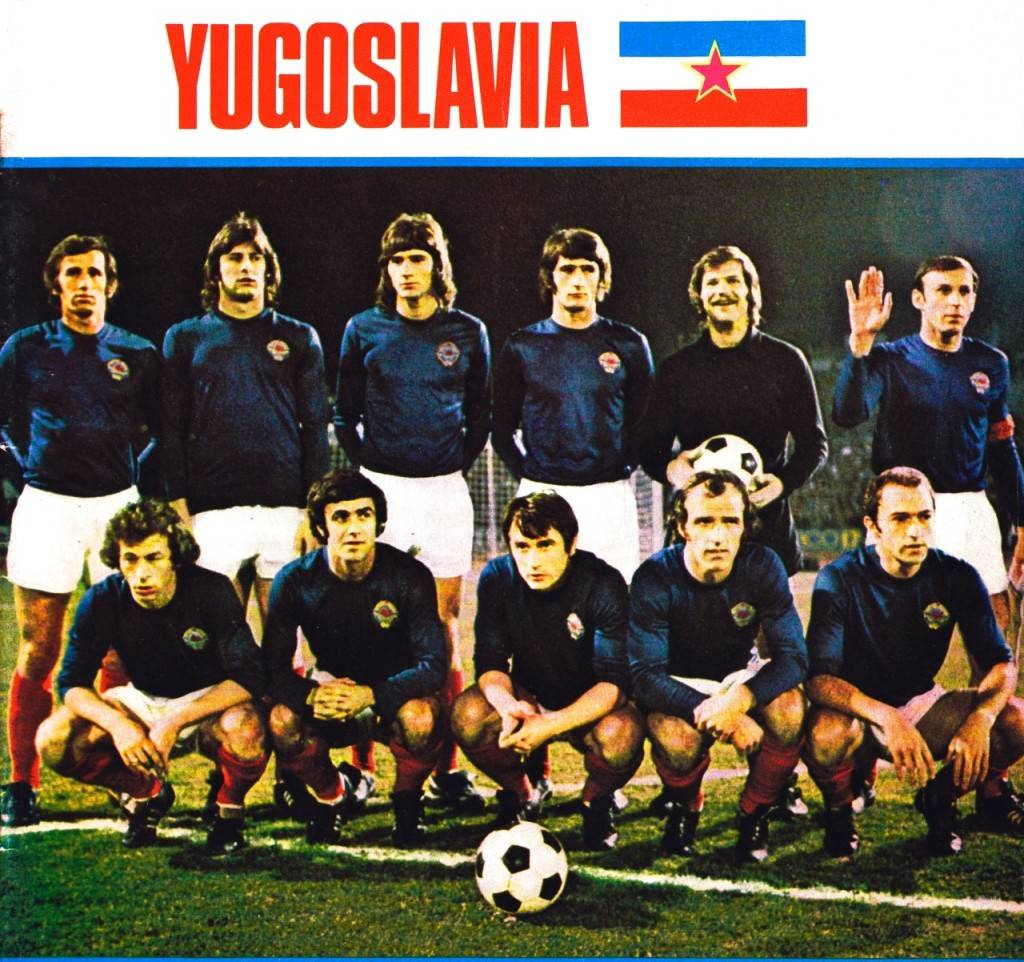 ¿Qué pasaría si Yugoslavia jugara la Eurocopa?