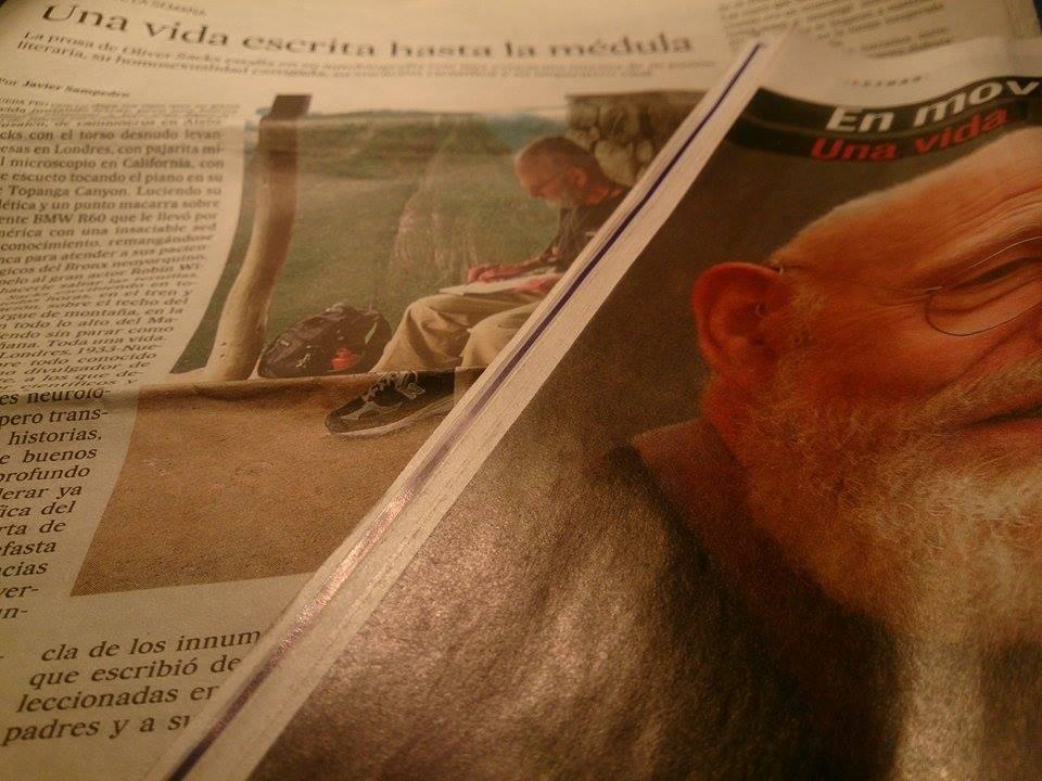 Oliver Sacks, el yihadista