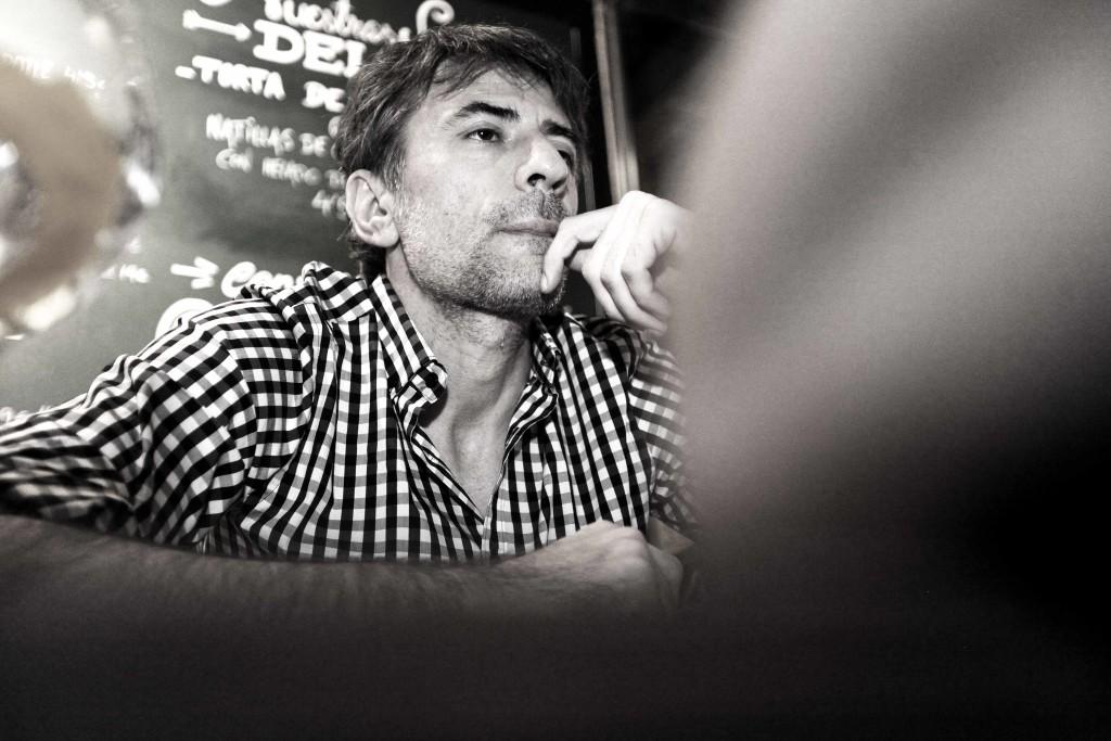 """Juan Tallón: """"La vida está hecha de fracasos. Por eso el fracaso es un material narrativo irrenunciable"""""""
