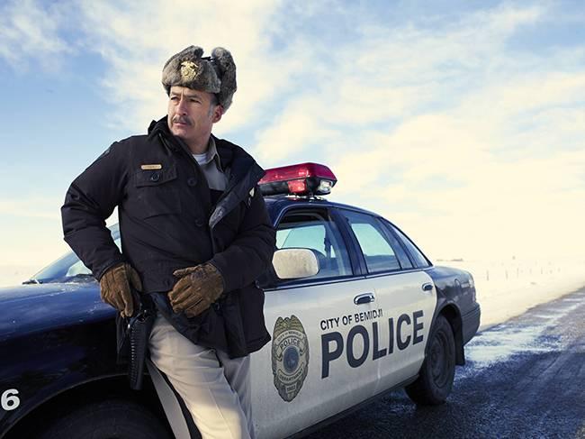 El poli bueno de Fargo