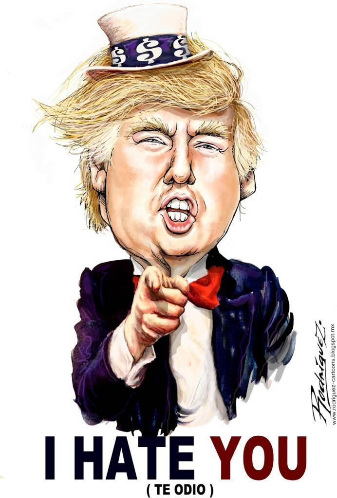 Grito de campaña (Donald Trump)