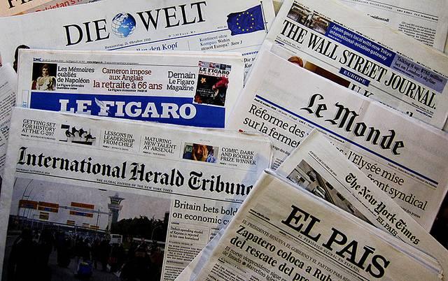 """Un """"jornalista"""" ante los gazapos del periodismo opulento"""