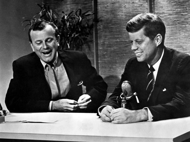 La sonrisa de Kennedy