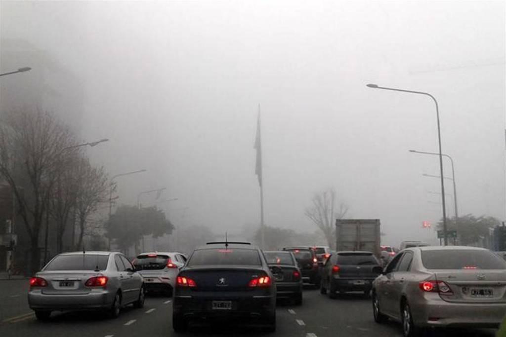 El peligro tras la niebla