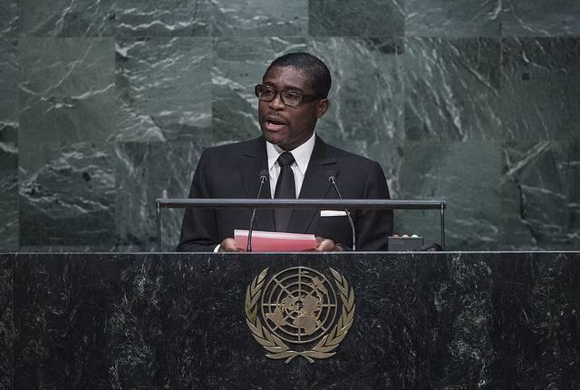 ¿Dónde están las urnas en África?