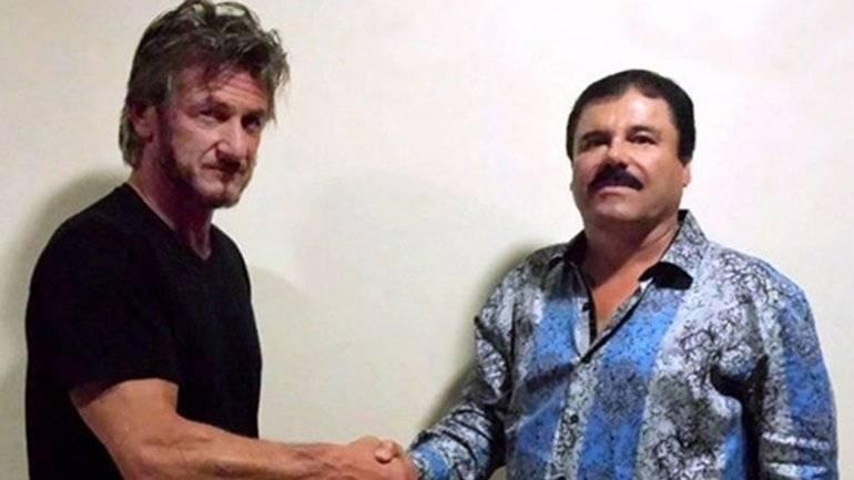 Chapó, Sean Penn