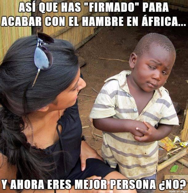 Niño negro