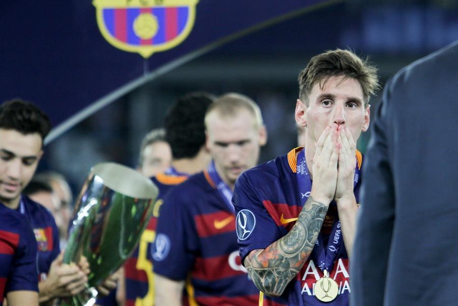 Walter Benjamin, Leo Messi y el aura