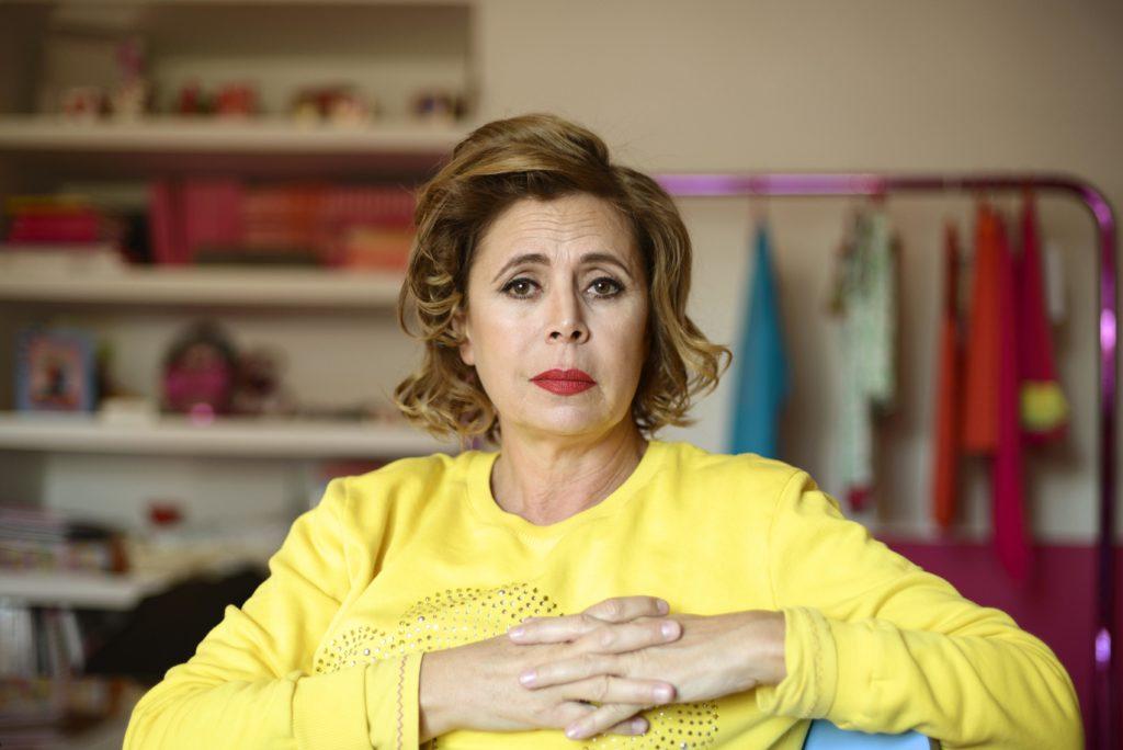 """Ágatha Ruiz de la Prada: """"Ahora en mi armario hay una esquinita para la ropa negra"""""""