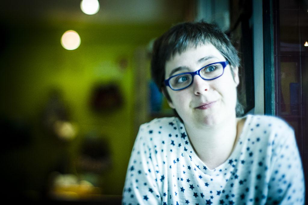 """Andrea Momoito: """"Pikara pone sobre la mesa las historias feministas que se quedan fuera de la prensa"""""""""""
