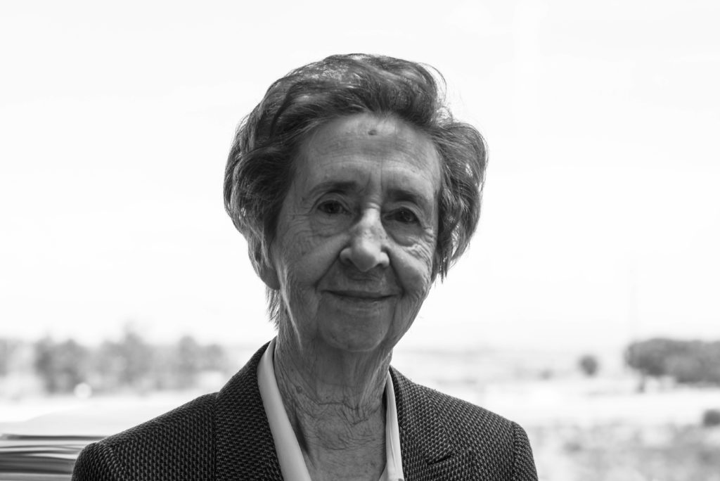 """Margarita Salas: """"Los políticos tienen que ponerse de acuerdo en un pacto por la ciencia"""""""