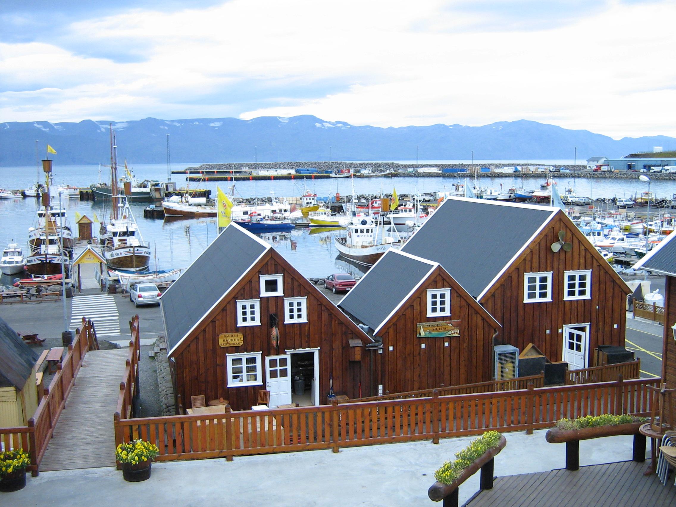 Iceland_Husavik_Harbour