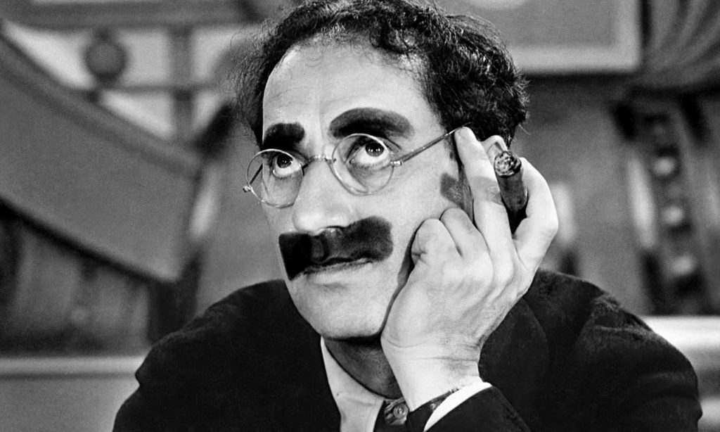 Carta de Groucho Marx a la Warner Brothers