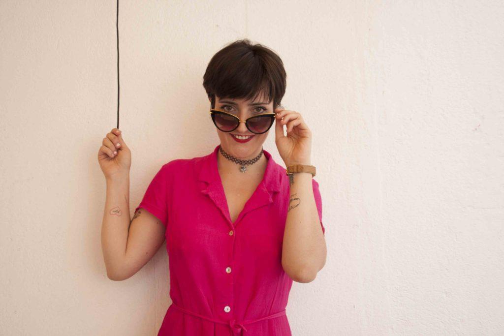 """Lucía Baskaran: """"Para mí, una de las bases del feminismo es la autodefensa"""""""