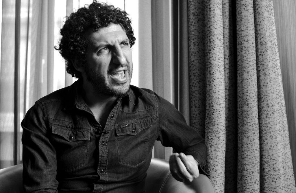 """Marwan: """"Hay que ser muy fino para hacer una canción social y que no suene a panfletaria"""""""