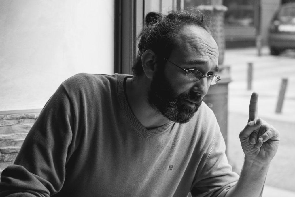 """Joaquín Campos: """"A Asia no se puede ir sin haber tenido novias, sin entender qué es el sexo y qué es el amor"""""""