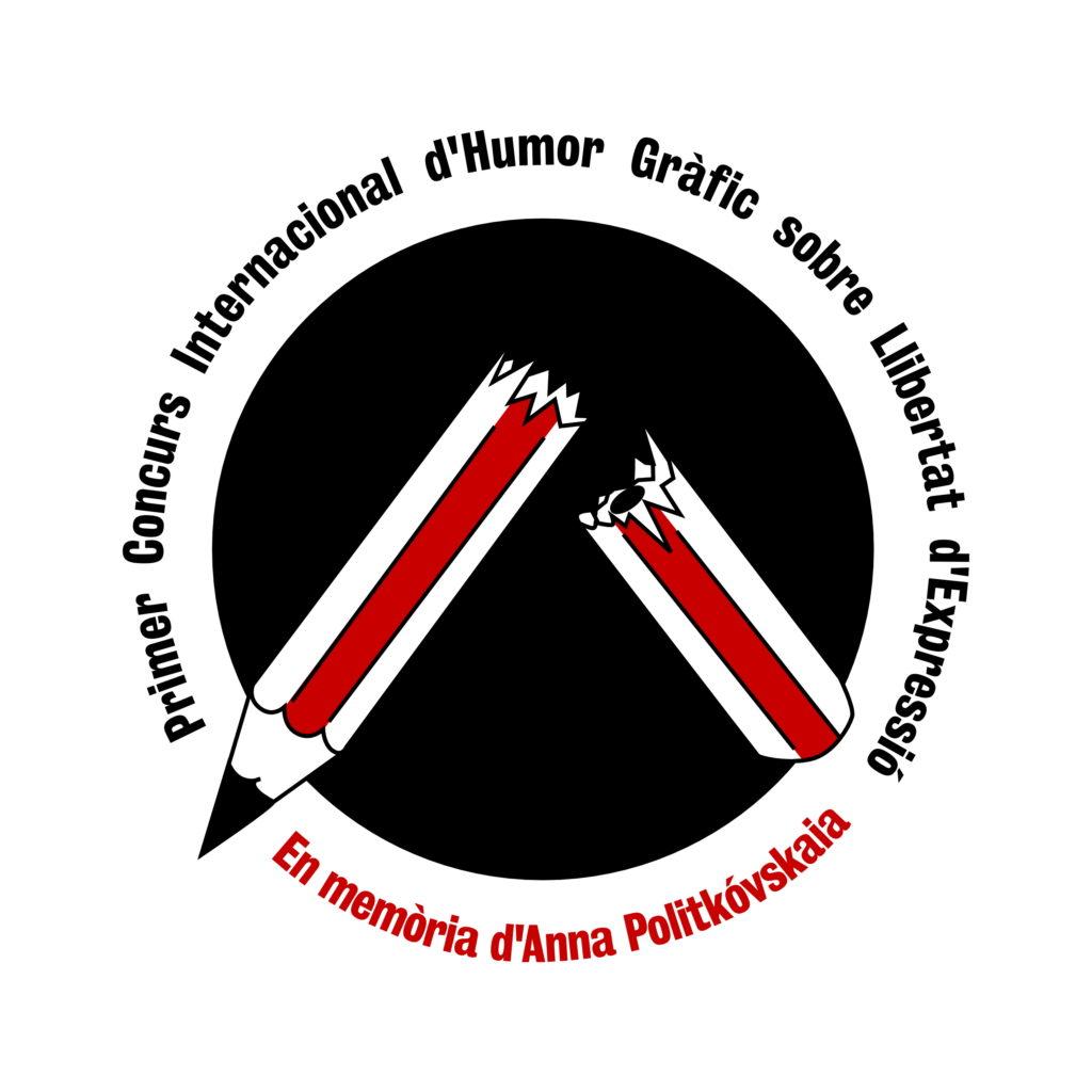 Concurso Internacional de Humor Gráfico sobre Libertad de Expresión en Memoria de Anna Politkóvskaya